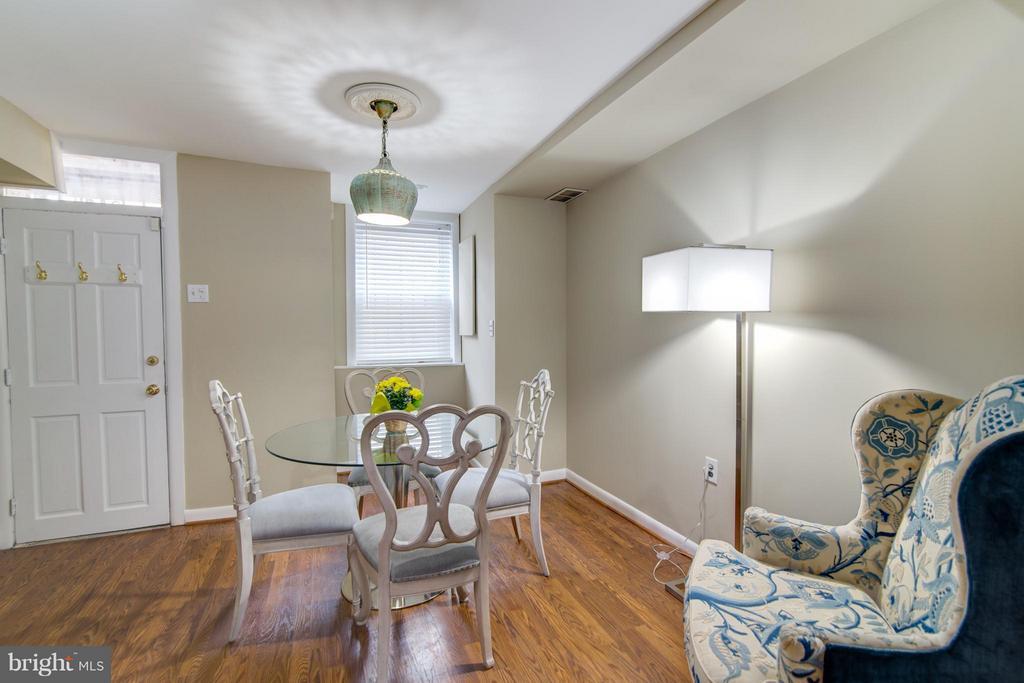 Dining Room - 1207 I ST SE, WASHINGTON