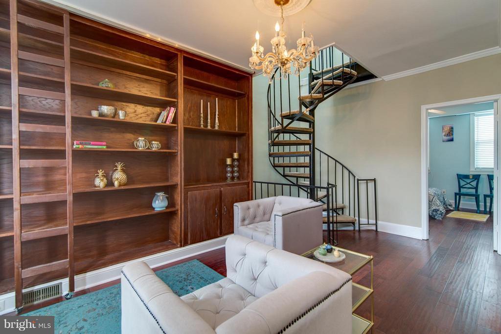 Living Room - 1207 I ST SE, WASHINGTON