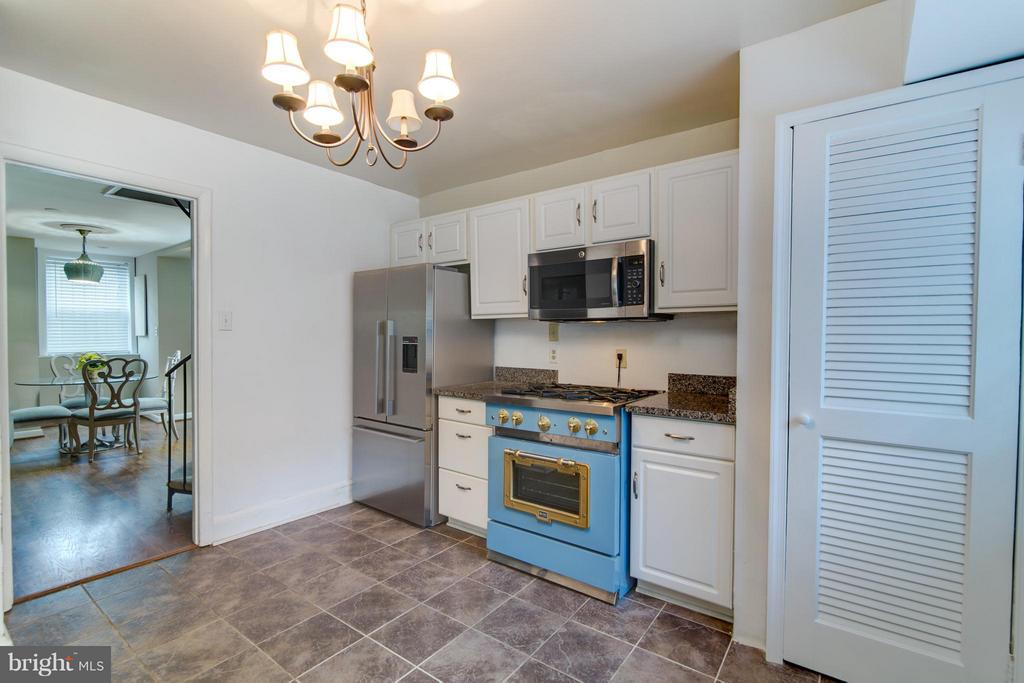 Kitchen - 1207 I ST SE, WASHINGTON