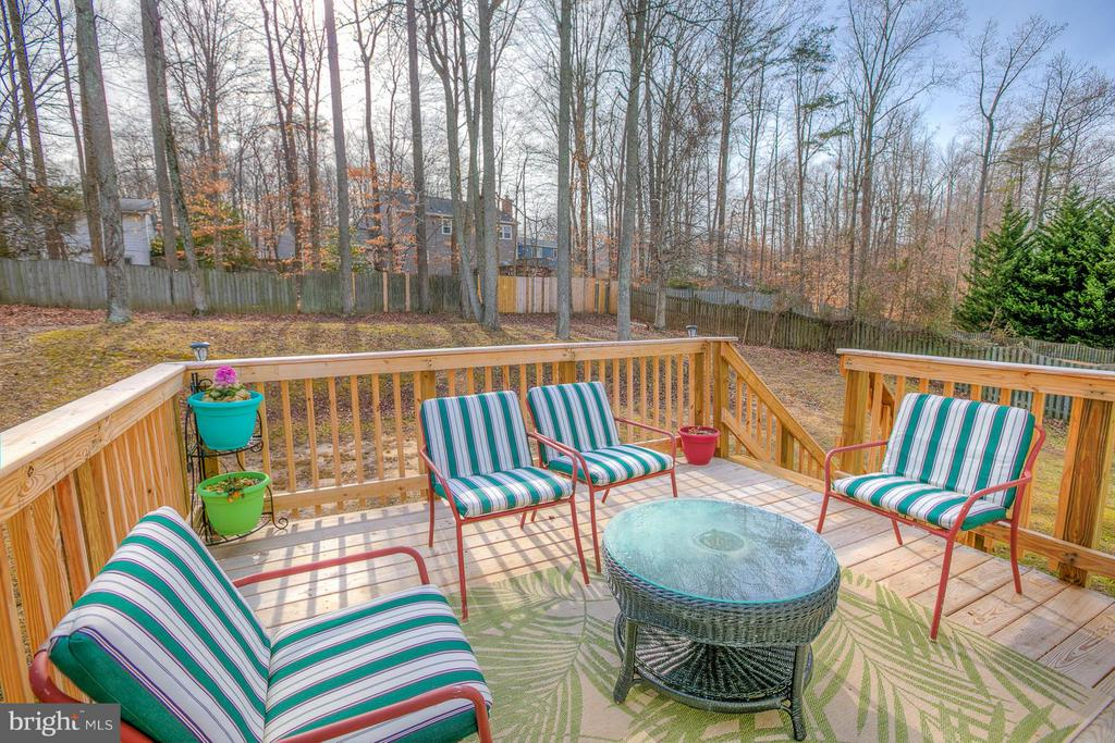 Enjoy outdoor living at its best. - 112 COAL LANDING RD, STAFFORD