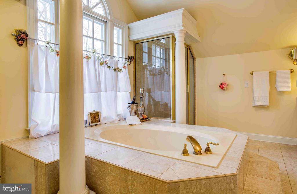 Master Bath - 8312 LEE JACKSON CIR, SPOTSYLVANIA