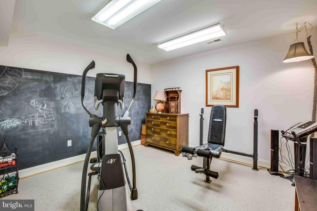 Lower Level Bonus Room - 8312 LEE JACKSON CIR, SPOTSYLVANIA