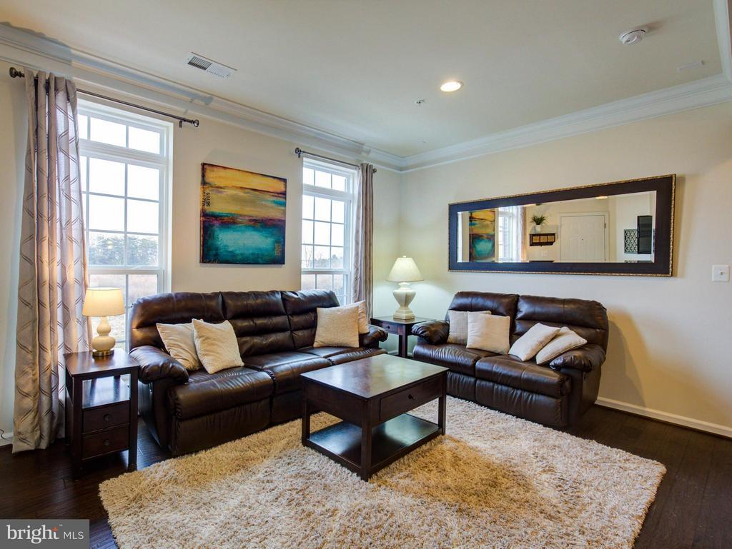 Family Room - 24678 FOOTED RIDGE TER, STERLING