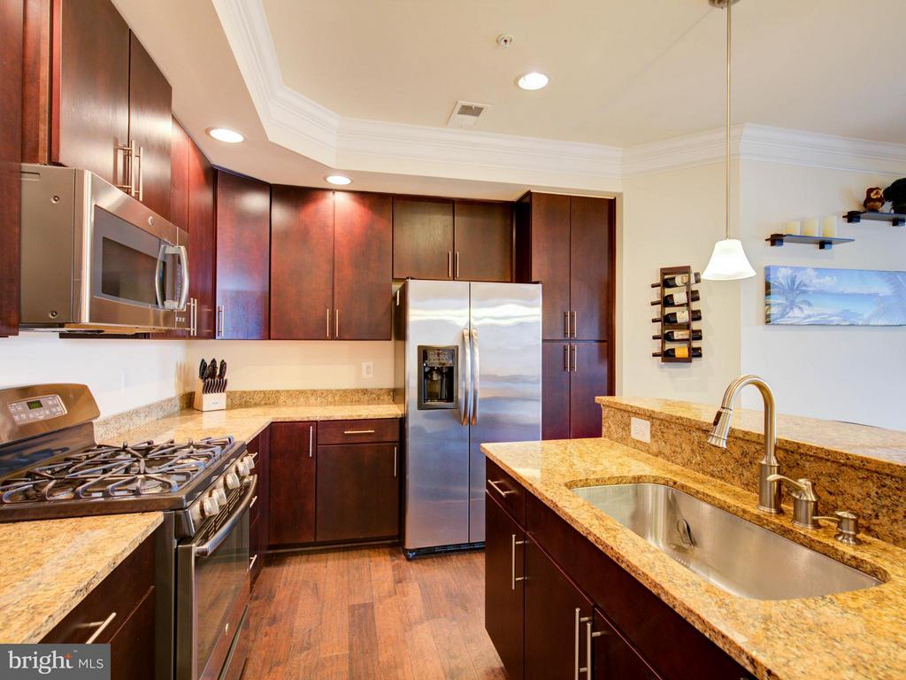 Kitchen - 24678 FOOTED RIDGE TER, STERLING