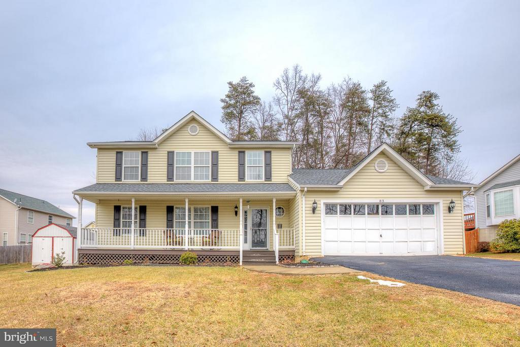 Welcome Home! - 83 TANTERRA DR, STAFFORD