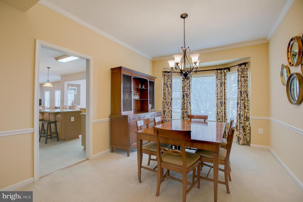 Great Space For Your Large Dining Table - 7 NEVILLE CT, STAFFORD
