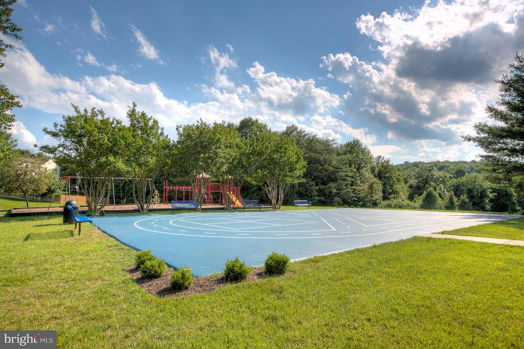 Volleyball Court And Tot Lot Park - 7 NEVILLE CT, STAFFORD