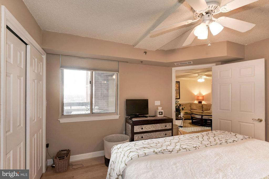 Master bedroom - 1276 WAYNE ST #1221, ARLINGTON