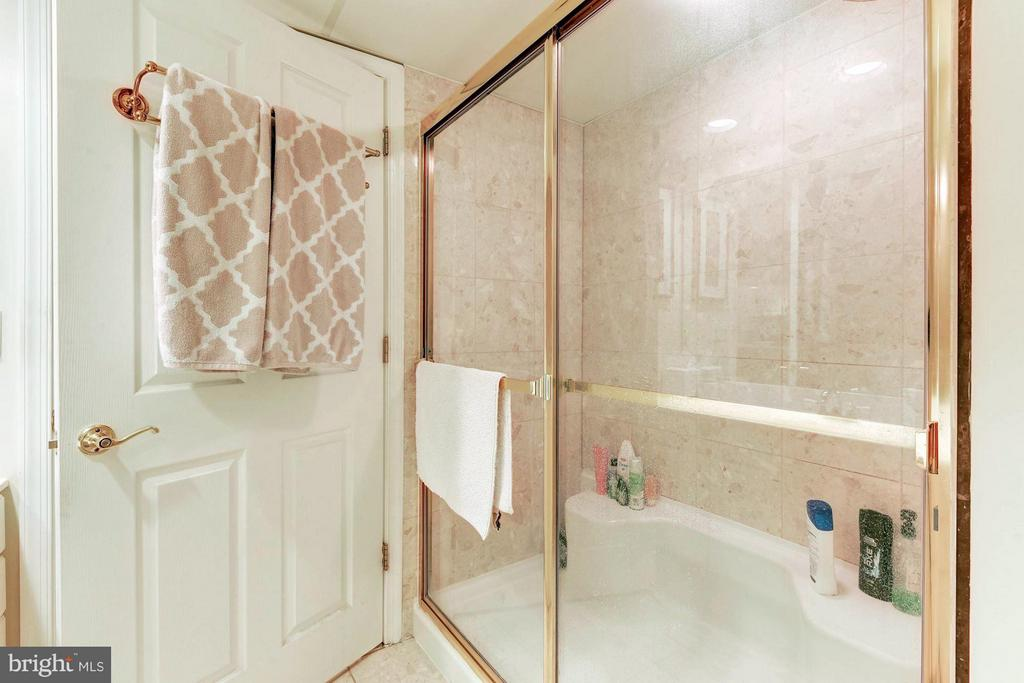 Separate shower - 1276 WAYNE ST #1221, ARLINGTON