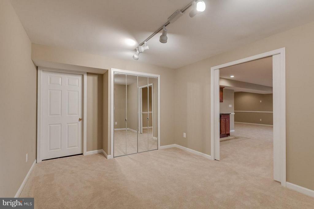 Basement bedroom 5 - 20000 GIANTSTEP TER, MONTGOMERY VILLAGE