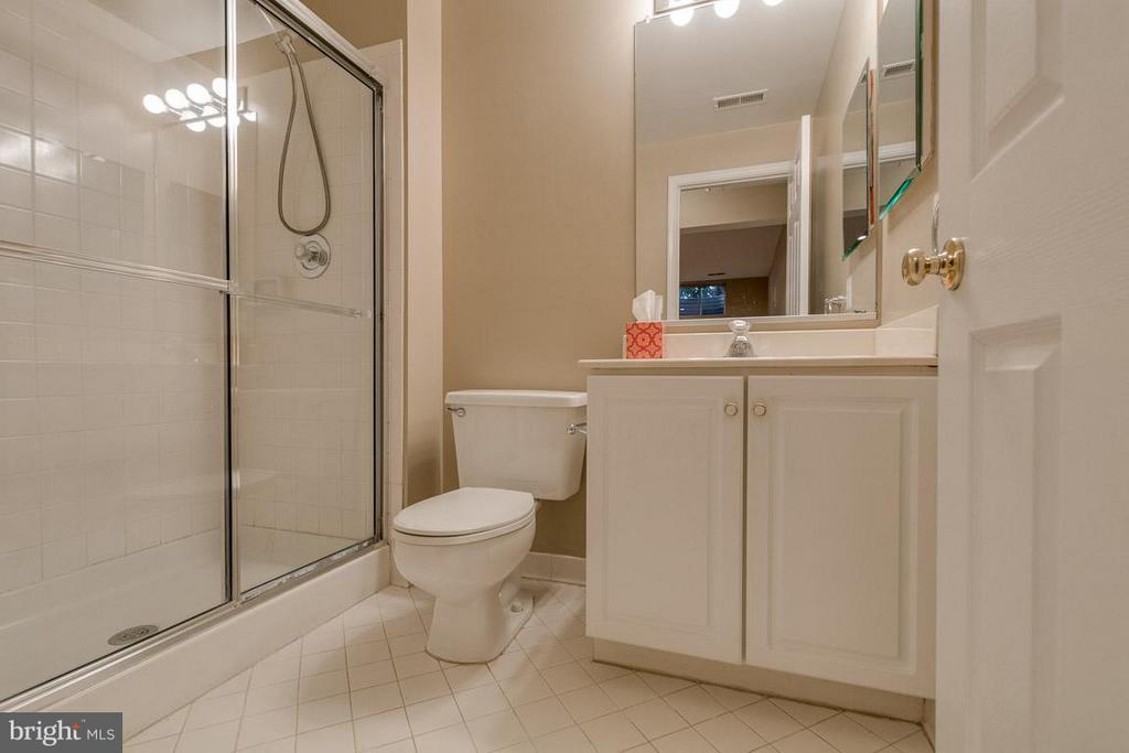 Full bath basement - 20000 GIANTSTEP TER, MONTGOMERY VILLAGE