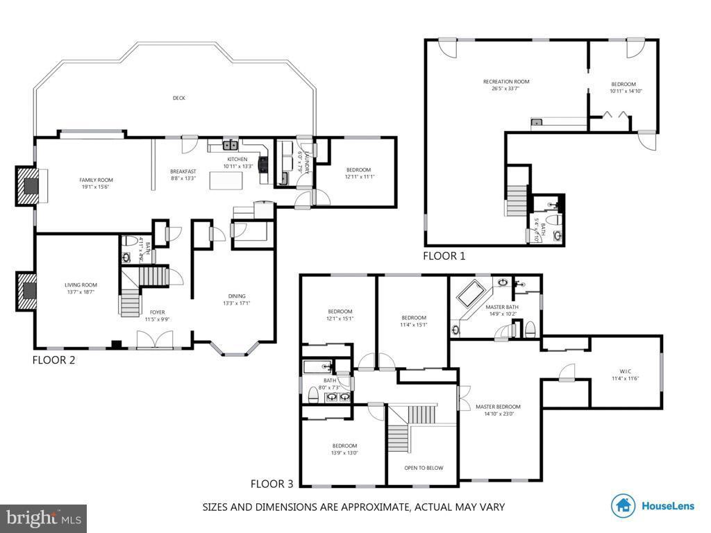 Floor plan - 20000 GIANTSTEP TER, MONTGOMERY VILLAGE