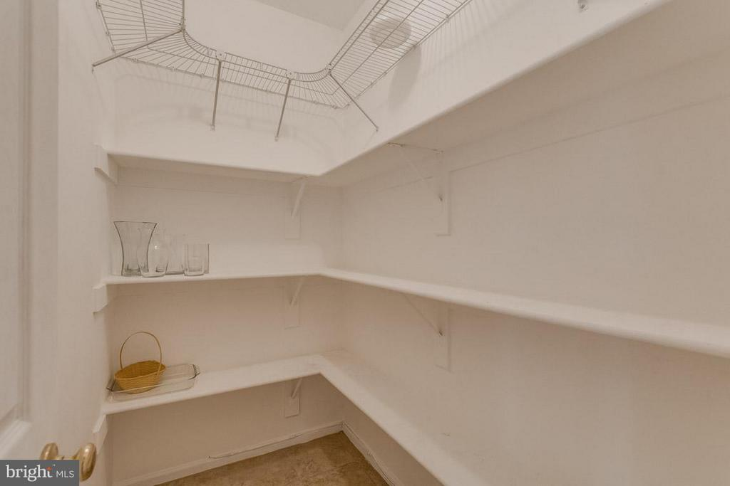 Butlers pantry - 20000 GIANTSTEP TER, MONTGOMERY VILLAGE