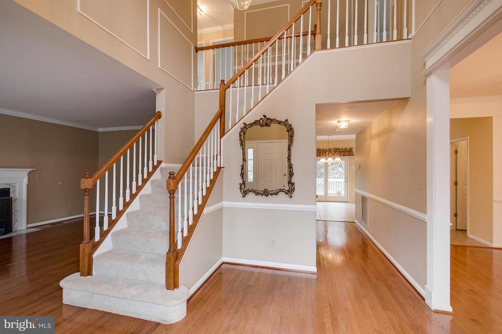 Grand Entrance  Two Story Foyer - 20000 GIANTSTEP TER, MONTGOMERY VILLAGE