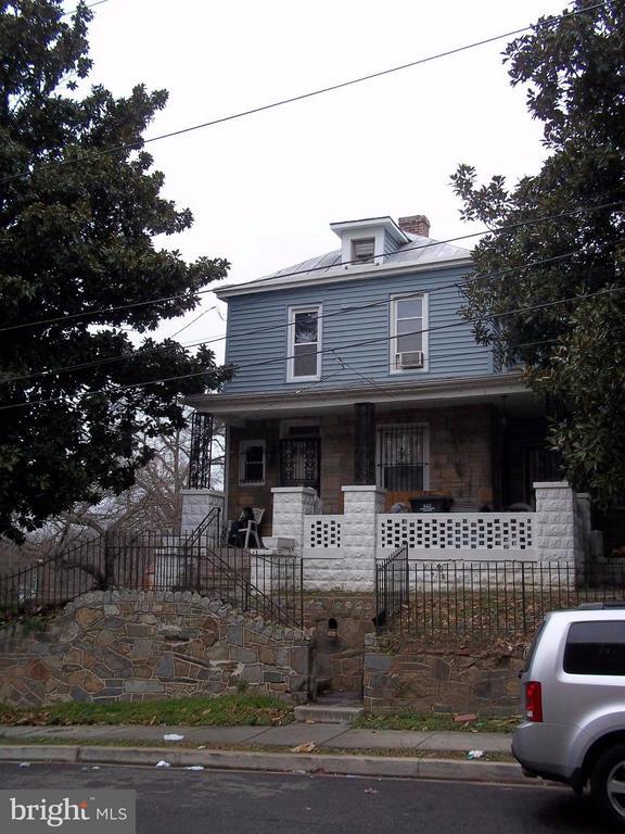 Exterior (Front) - 5818 FIELD PL NE, WASHINGTON