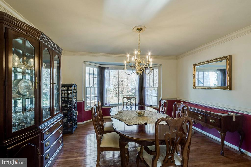 Dining Room - 20662 ASHLEAF CT, STERLING