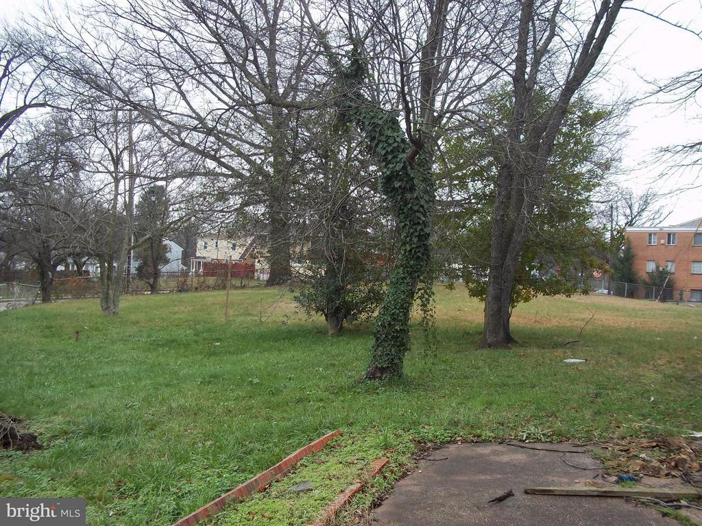 Exterior (Rear) - 5818 FIELD PL NE, WASHINGTON