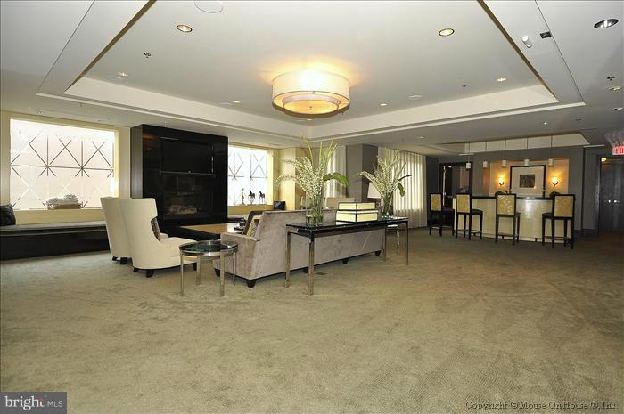 Club Room - 7710 WOODMONT AVE #1207, BETHESDA