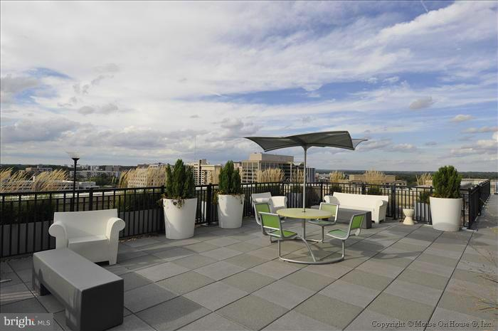 Roof Top - 7710 WOODMONT AVE #1207, BETHESDA