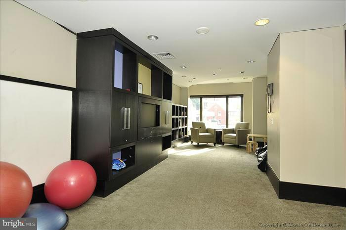 Library - 7710 WOODMONT AVE #1207, BETHESDA