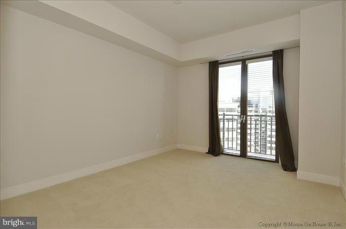 Bedroom (Master) - 7710 WOODMONT AVE #1207, BETHESDA