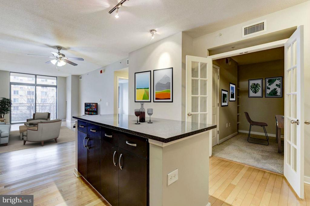 Kitchen (3 of 3) - 475 K ST NW #505, WASHINGTON