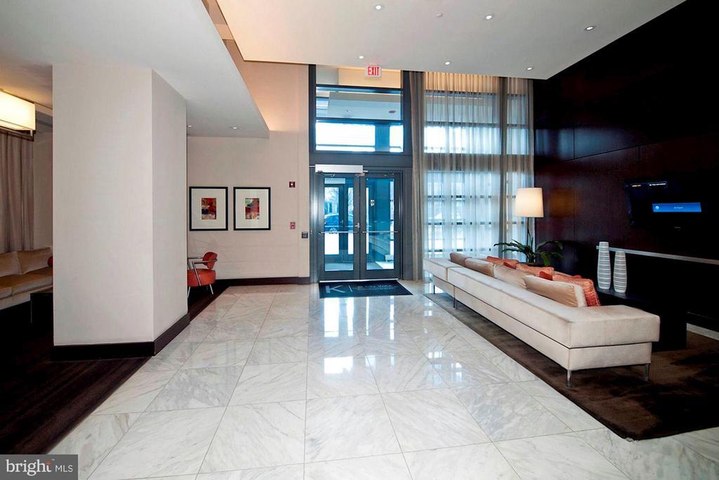 Lobby - 475 K ST NW #505, WASHINGTON