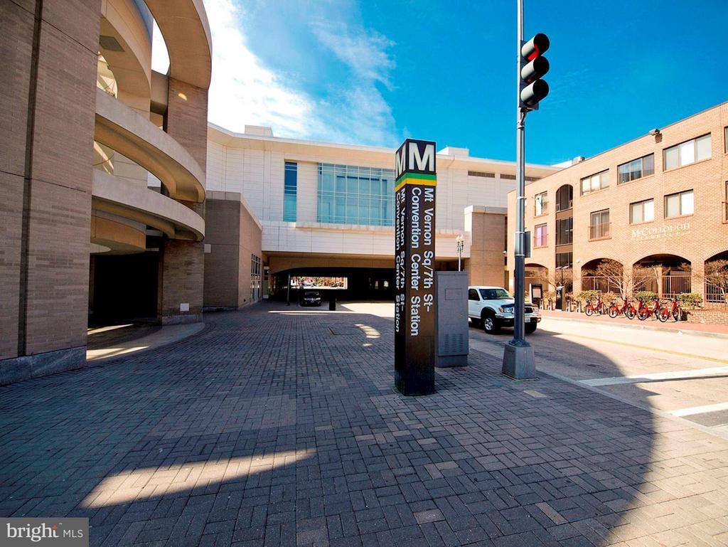 2-Blocks to Metro - 475 K ST NW #505, WASHINGTON