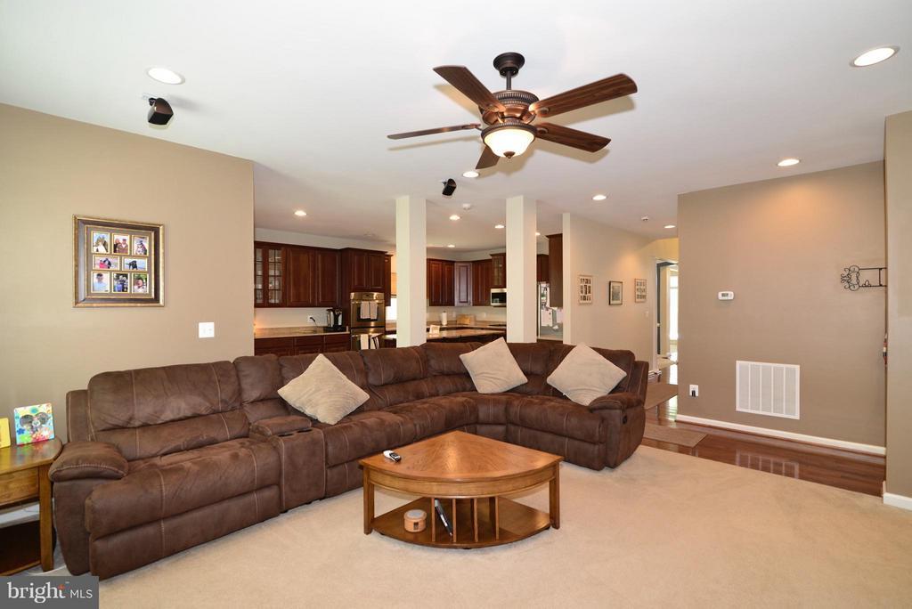 Family Room - 40519 OCONNORS CIR, LEESBURG
