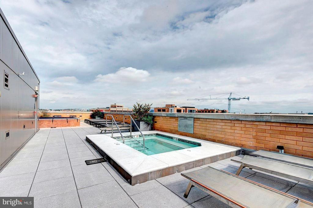 Rooftop Spa - 475 K ST NW #505, WASHINGTON