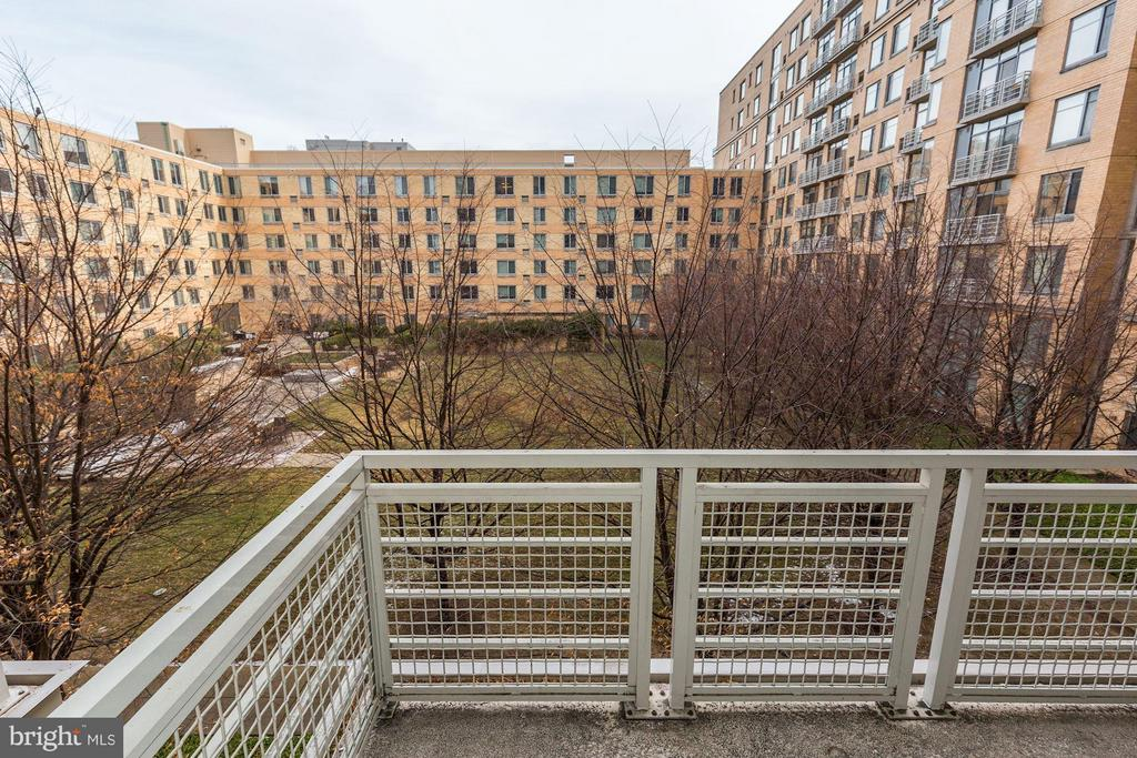 Private Balcony (2 of 2) - 475 K ST NW #505, WASHINGTON