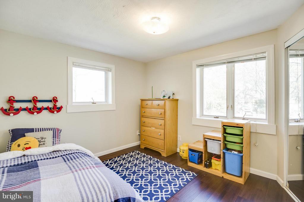 Bedroom 1 - 4017 COLONIAL AVE, ALEXANDRIA