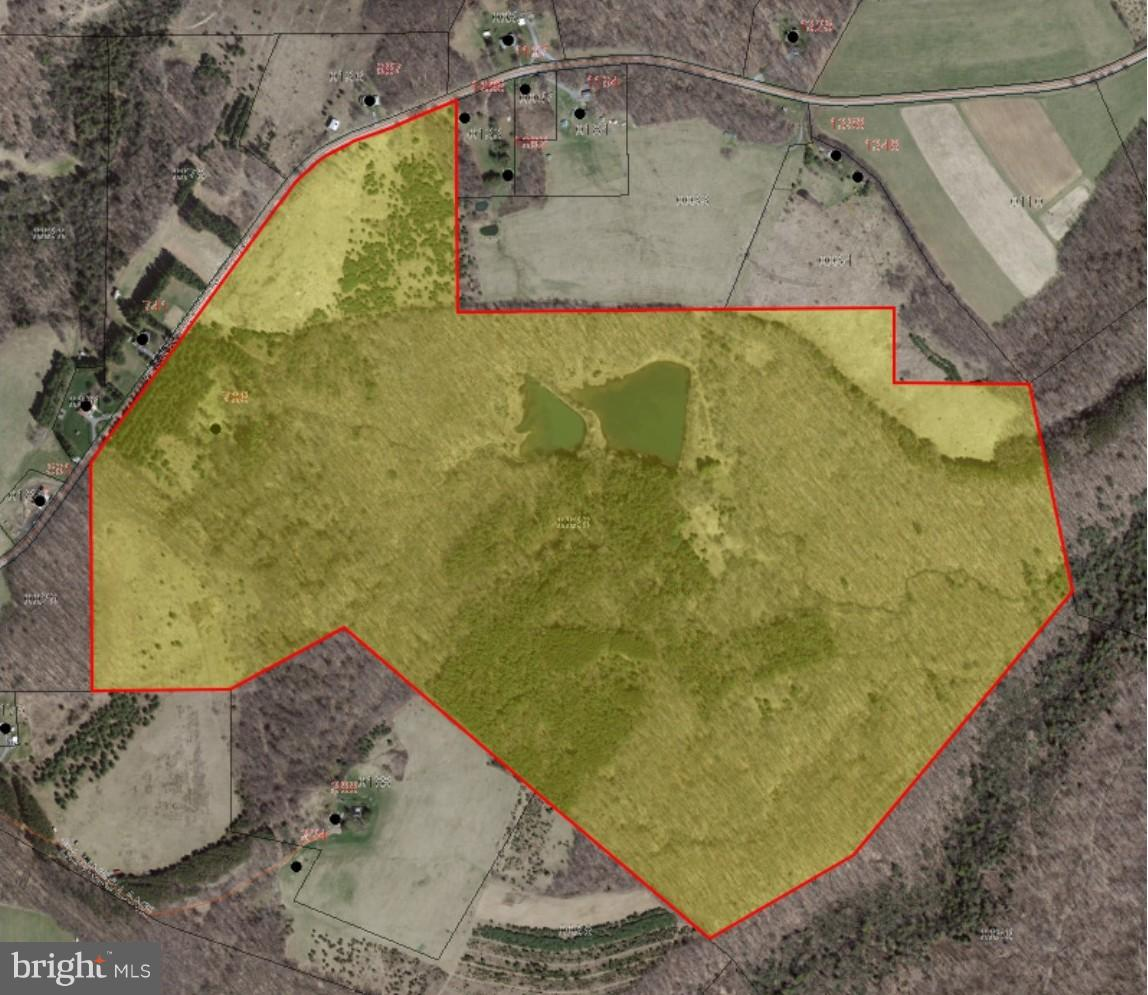 Land for Sale at 706 Blooming Rose Rd Friendsville, Maryland 21531 United States