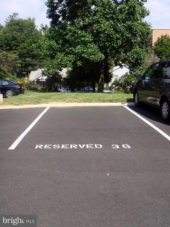 Assigned parking - 4343 LEE HWY #203, ARLINGTON