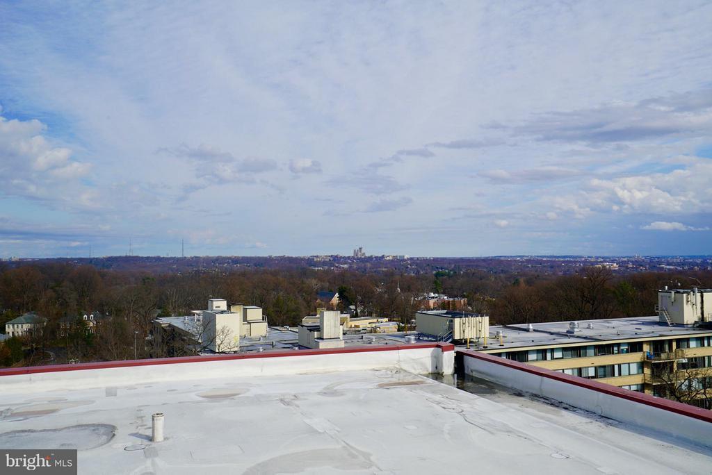 Panoramic views - 4343 LEE HWY #203, ARLINGTON