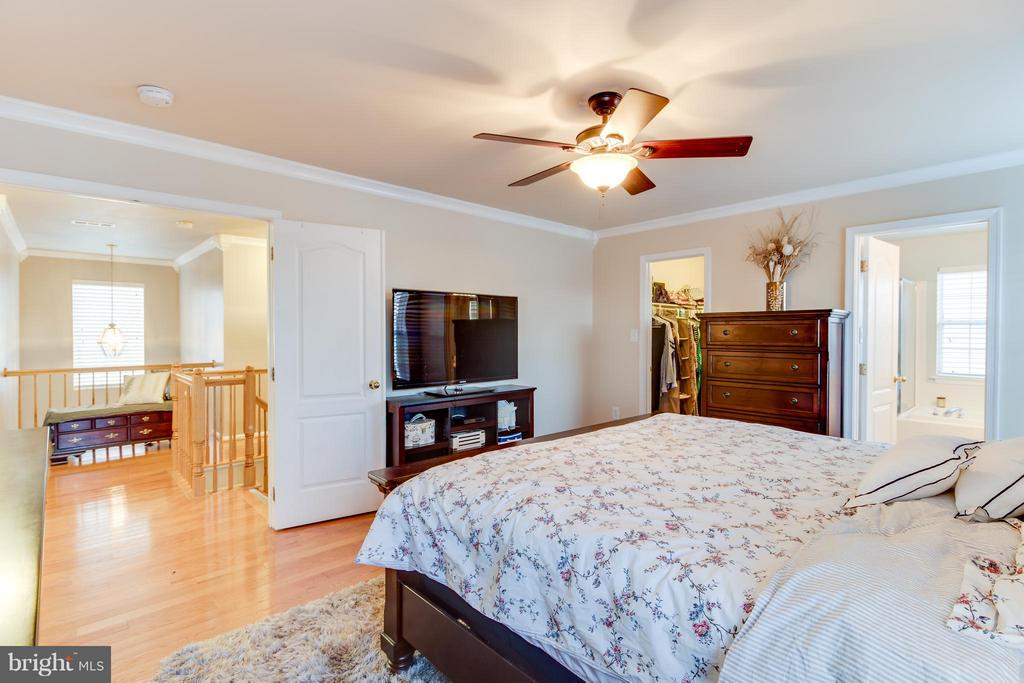 Master Bedroom - 5099 HIGGINS DR, DUMFRIES