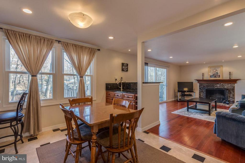 Breakfast Room - 2285 DOSINIA CT, RESTON