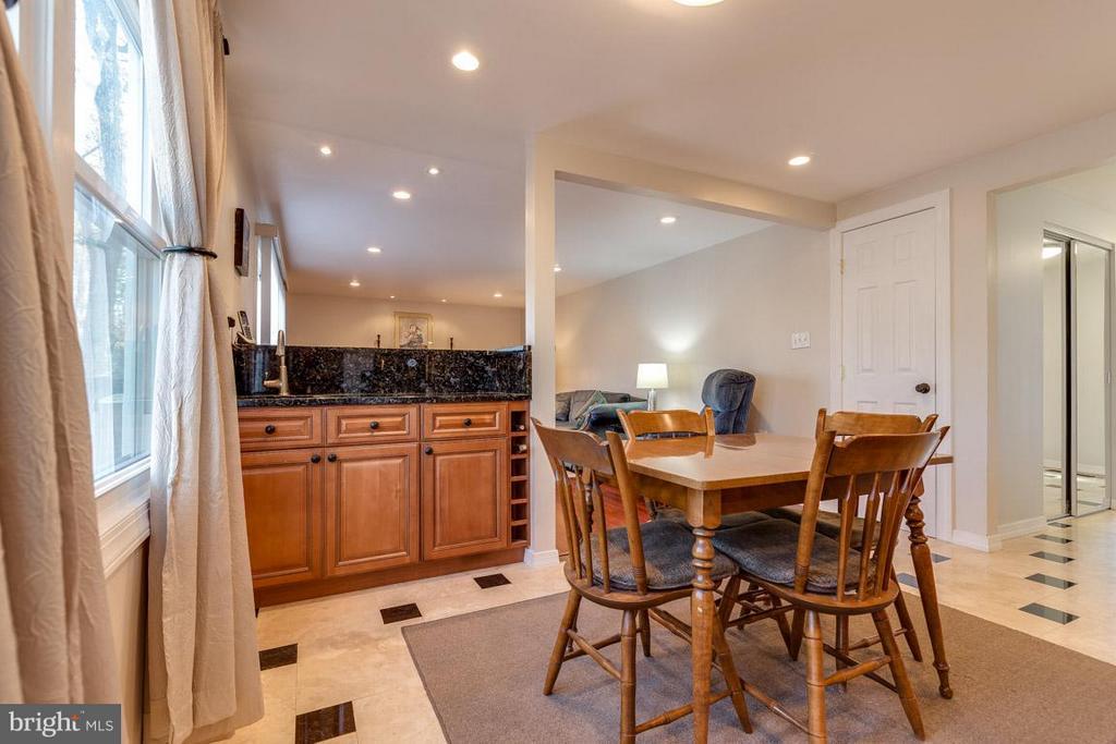 Breakfast Room - 2285 DOSINIA CT, RESTON