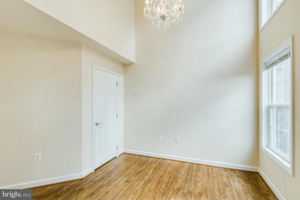 Third Bedroom - 1321 ADAMS CT N #402, ARLINGTON