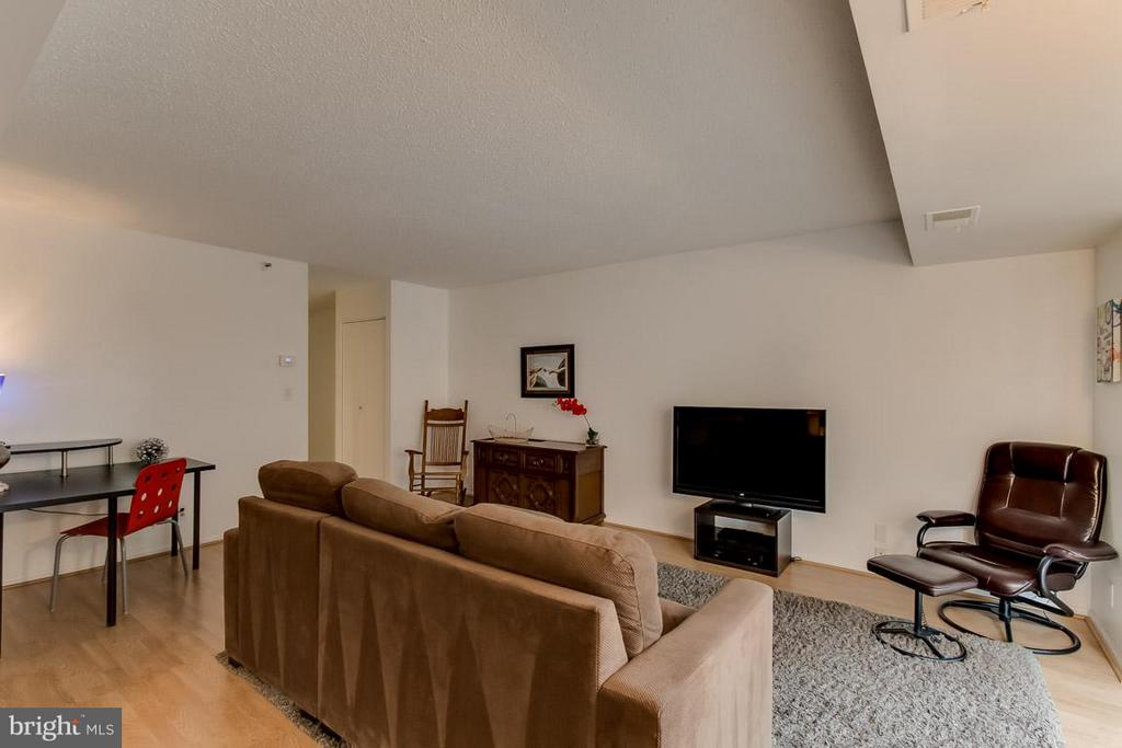 Living Room - 1600 OAK ST N #406, ARLINGTON