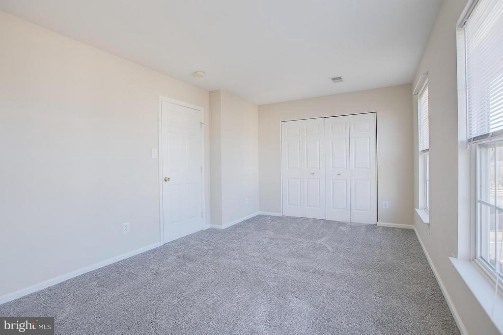 2nd Bedroom is very large! - 4540 PAPILLION CT, FREDERICKSBURG