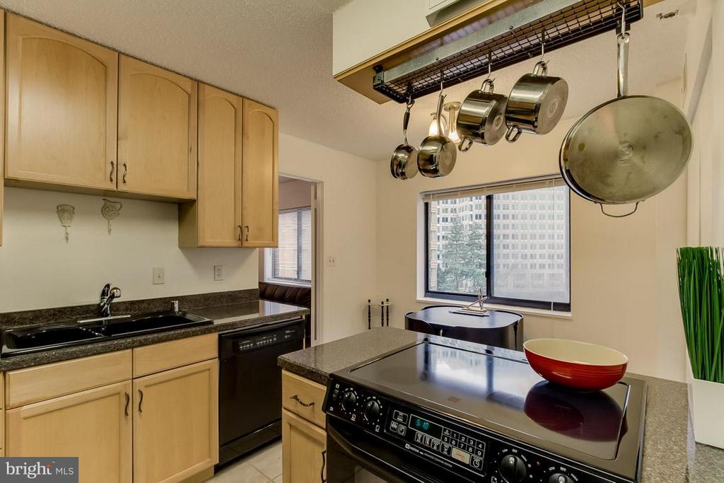 Kitchen - 1600 OAK ST N #406, ARLINGTON