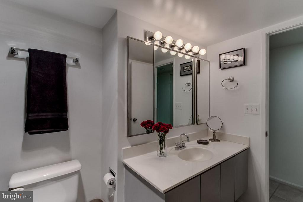 Bathroom - 1600 OAK ST N #406, ARLINGTON
