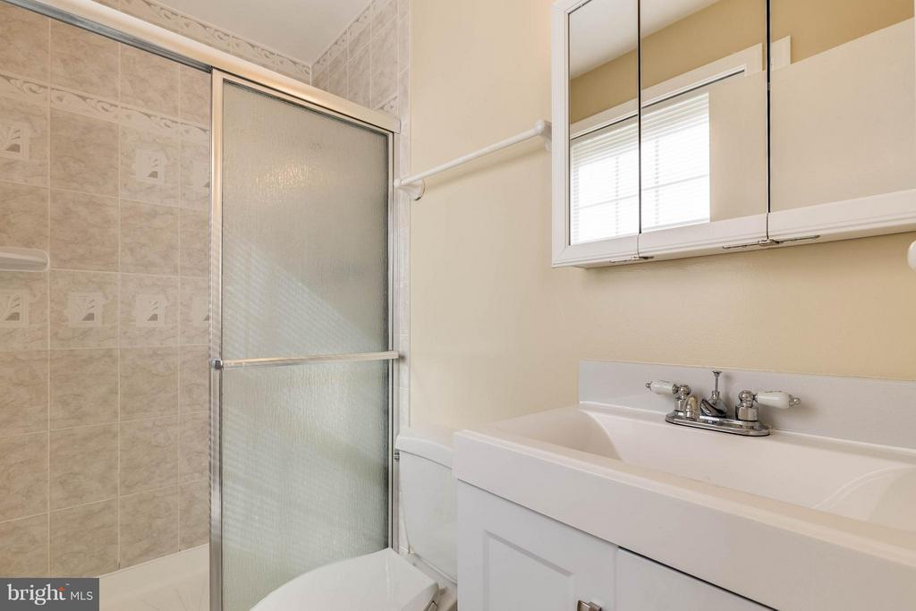 Master Bath - 8160 ELECTRIC AVE, VIENNA