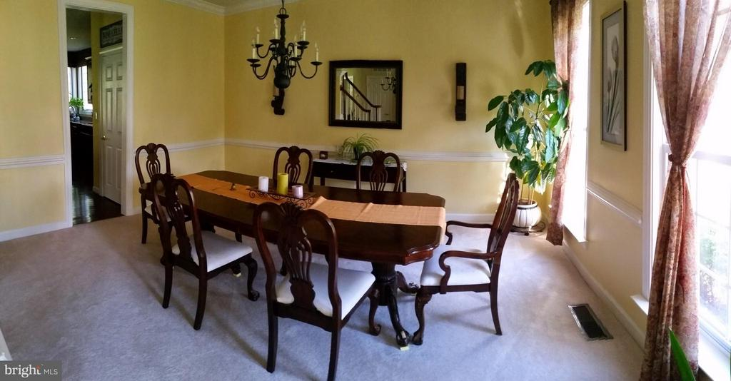 Dining Room Alt 2 - 3609 STONEWALL MANOR DR, TRIANGLE