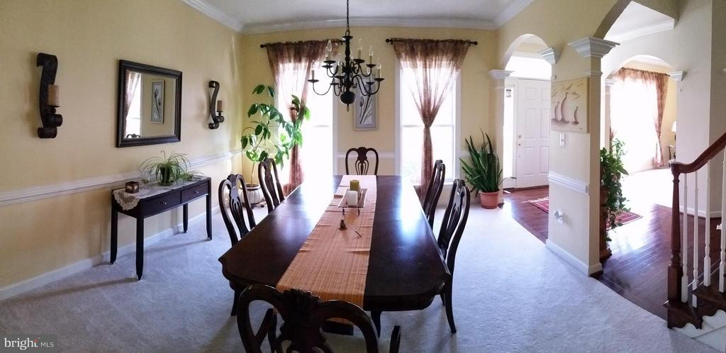 Dining Room Alt 3 - 3609 STONEWALL MANOR DR, TRIANGLE
