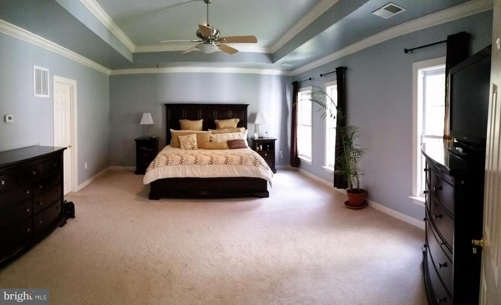 Bedroom (Master) Alt 2 - 3609 STONEWALL MANOR DR, TRIANGLE