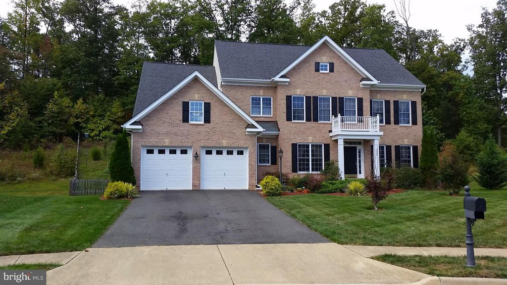 Home now Vacant - 3609 STONEWALL MANOR DR, TRIANGLE