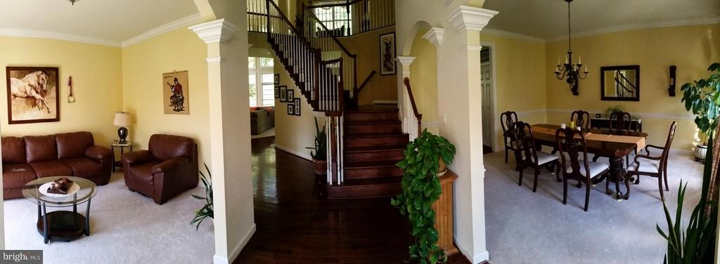 Interior (General) Alt 4 - 3609 STONEWALL MANOR DR, TRIANGLE