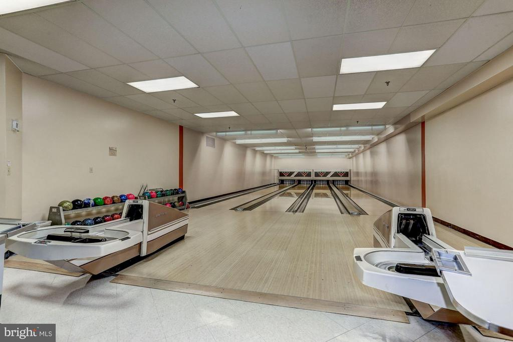 Bowling Alley - 5904 MOUNT EAGLE DR #601, ALEXANDRIA